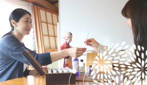 九州で唯一のアロマスクール